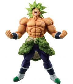 DRAGON BALL SUPER - BROLY (WORLD FIGURE COLOSSEUM, 19 CM)