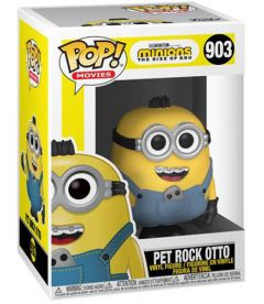 FUNKO POP! MINIONS 2 - PET ROCK OTTO (9 CM)