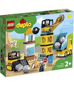 Lego Duplo - Cantiere Di Demolizione