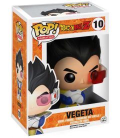 Funko Pop! Dragon Ball Z - Vegeta (9 cm)
