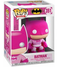 Funko Pop! DC Comics - Batman (Breast Cancer Awareness, 9 cm)