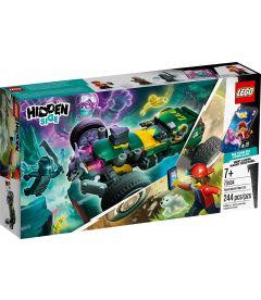 Lego Hidden Side - Auto Da Corsa Fantasmagorica