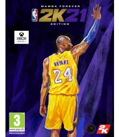 NBA 2K21 (MAMBA FOREVER EDITION)