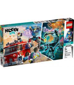Lego Hidden Side - Camion Dei Pompieri Phantom 3000