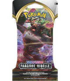 Pokemon - Spada E Scudo Fragore Ribelle (Busta In Blister)