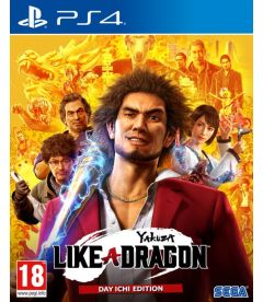 Yakuza Like A Dragon (Day Ichi Edition)