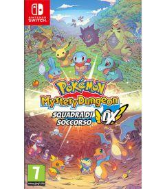 Pokemon Mystery Dungeon Squadra Di Soccorso Dx