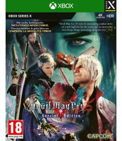 Devil May Cry 5 (Special Edition, EU)