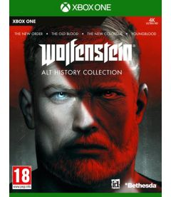 WOLFENSTEIN ALTERNATIVE HISTORY COLLECTION