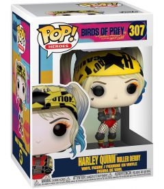 Funko Pop! Birds Of Prey - Harley Quinn Roller Derby (9 cm)