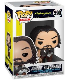 Funko Pop! Cyberpunk 2077 - Johnny Silverhand (9 cm)