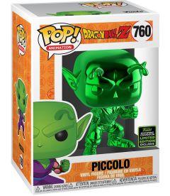Funko Pop! Dragon Ball Z - Piccolo (Green Chrome, Esclusiva Gamelife)