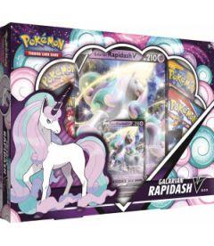 Pokemon - Collezione Rapidash Di Galar V (Set)