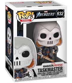 Funko Pop! Avengers Game - Taskmaster (9 cm)