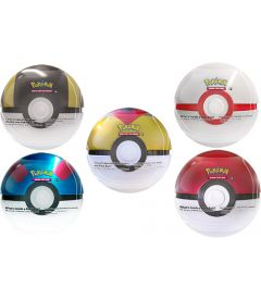Pokemon - Poke Ball 2021 (Soggetti Vari, Tin)