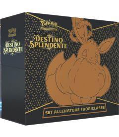 Pokemon - Spada E Scudo Destino Splendente (Set Allenatore Fuoriclasse)