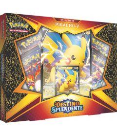 Pokemon - Destino Splendente Collezione Pikachu-V