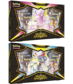 Pokemon -Spada E Scudo Destino Splendente Collezione Premium
