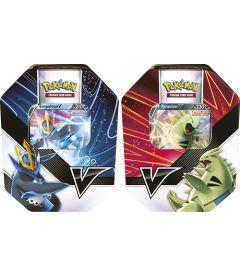 Pokemon - Colpi V (Tin Da Collezione, Soggetti Vari)