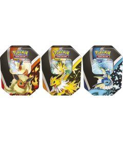 Pokemon - Evoluzioni Di Eevee (Tin, Soggetti Vari)