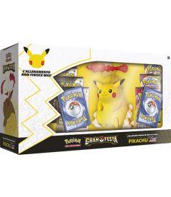 Pokemon - Gran Festa: Collezione Premium Con Statuina Pikachu V Max (Set)