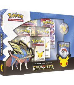 Pokemon - Gran Festa: Collezione Con Spilla Deluxe (Set)