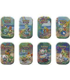 Pokemon - Gran Festa (Mini Tin Da Collezione, Soggetti Vari)