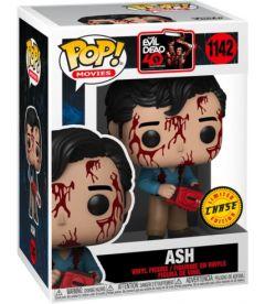 Funko Pop! The Evil Dead 40th Anniversary - Ash (Chase Edition, 9 cm)