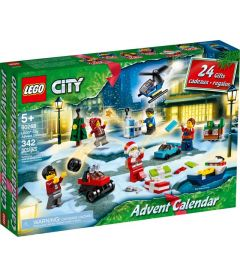 LEGO CITY - CALENDARIO DELL'AVVENTO