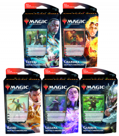 MAGIC - SET BASE 2021 (MAZZO PLANESWALKER)