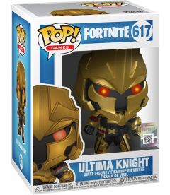 FUNKO POP! FORTNITE - ULTIMAKNIGHT (9 CM)