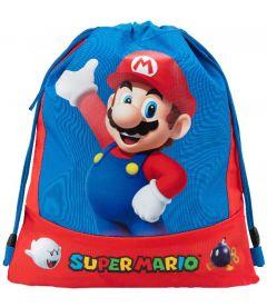 Super Mario (Coulisse Con Tasca)