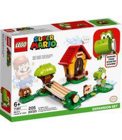 LEGO SUPER MARIO - CASA DI MARIO E YOSHI (ESPANSIONE)