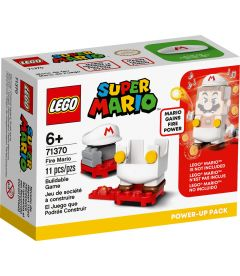 LEGO SUPER MARIO - MARIO FUOCO (POWER UP PACK)