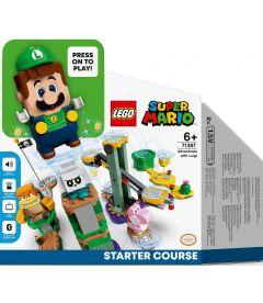 Lego Super Mario - Avventure Di Luigi (Starter Pack)
