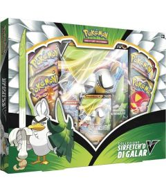 Pokemon - Sirfetch'D Di Galar-V (Box)