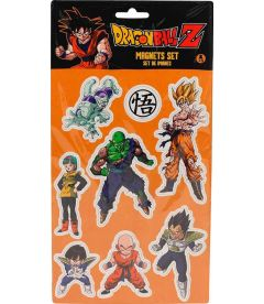 Dragon Ball - Calamite (Set, 9 pz)