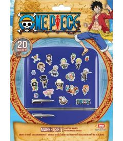 One Piece - Calamite (Set, 20 pz)