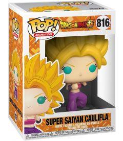 Funko Pop! Dragon Ball Super - Super Saiyan Caulifla (9 cm)
