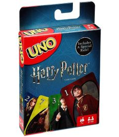 CARTE UNO - HARRY POTTER (EN)