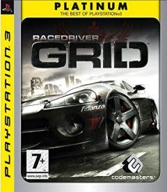 RACE DRIVER GRID (PLATINUM)