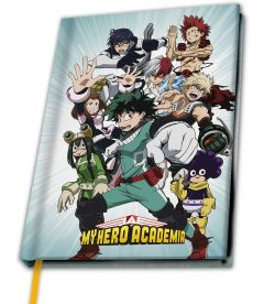My Hero Academia - Heroes (Notebook, A5)