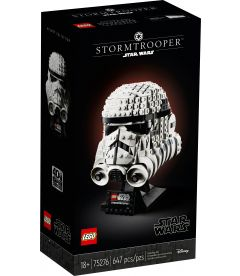 LEGO STAR WARS - CASCO DI STORMTROOPER