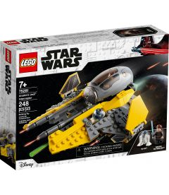 LEGO STAR WARS - JEDI INTERCEPTOR DI ANAKIN