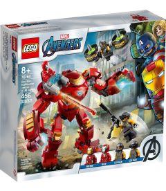 LEGO MARVEL AVENGERS - IRON MAN HULKBUSTER VS. AGENTE A.I.M.