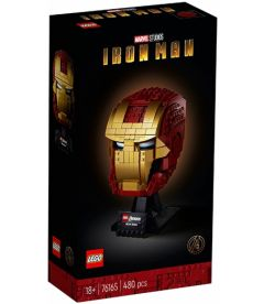 LEGO MARVEL AVENGERS - CASCO DI IRON MAN