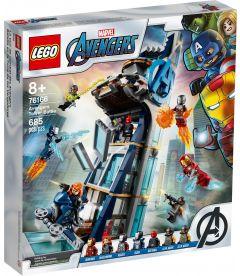 LEGO MARVEL AVENGERS - BATTAGLIA SULLA TORRE DEGLI AVENGERS