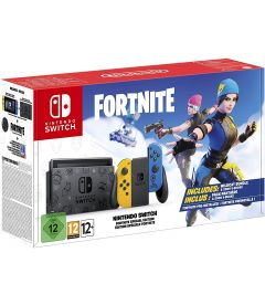 NINTENDO SWITCH V 2019 (FORTNITE LIMITED EDITION)