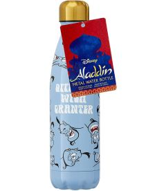 DISNEY - ALADDIN (METALLO, 500ML)
