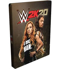 WWE 2K20 (Steelbook Edition)